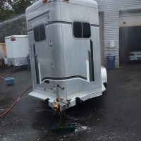 Pre owned horse trailers for sale